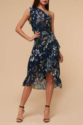 Adelyn Rae Elaine Midi Dress