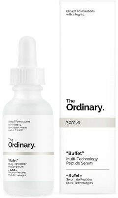 The Ordinary NEW Buffet 30ml Womens Skin Care
