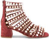 Jeffrey Campbell Tiboni PRL Sandal in Rose