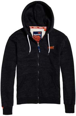 Superdry Orange Label Classic Zipped Hoodie