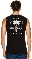 Swell Welcome To Muscle Tee