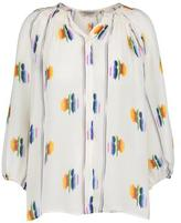 Tucker Classic Blouse in Follow The Rainbow