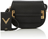 "Valentino Women's ""My Rockstud"" Saddle Bag-BLACK"