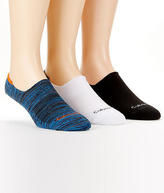 Calvin Klein Blend No-Show Socks Hosiery - Men's