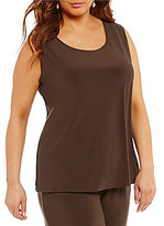 IC Collection Plus Round Neck Tank