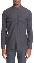 Belstaff 'Steven' Brushed Flannel Shirt