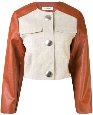 Rodebjer Kayla cropped jacket