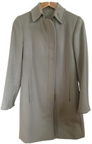 Gucci Green Wool Coats
