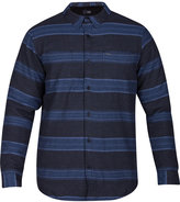 Hurley Men's Port Shirt with Fleece Lining
