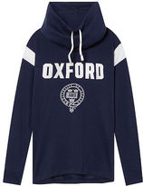 Victoria's Secret Victorias Secret University Of Oxford Cowl Pullover