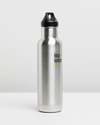 Klean Kanteen Grey Water Bottles - 20oz Insulated Classic Loop Bottle - Size One Size at The Iconic