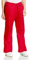 Dickies Women's Petite EDS Signature Scrubs Drawstring Cargo Pant