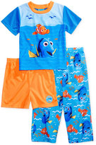 Disney 3-Pc. Dory & Nemo Pajama Set, Toddler Boys (2T-5T)