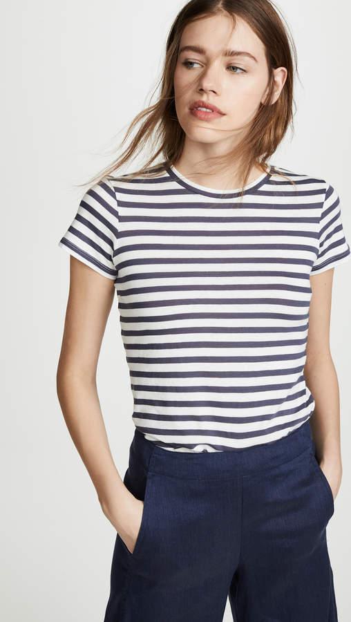 37bd195888 Vince Striped T-shirt - ShopStyle