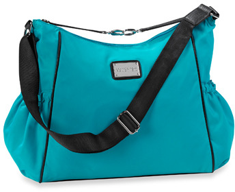 Kenneth Cole Reaction Cornelia Street Hobo Diaper Bag - Turquoise