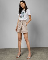Ted Baker Striped Tailored Shorts