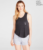 LLD Ugh Heart Pocket Sleep Tank