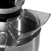 KitchenAid One-Piece Pouring Shield for KV and KP Stand Mixers
