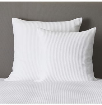 The White Company Classic Rib Cushion Cover