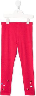 Billieblush Fancy motif leggings
