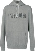 Undercover printed hooded sweatshirt - men - Cotton - 3