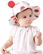 Kaisifei Baby big brim sun hat