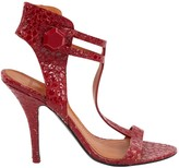 Givenchy Red Patent leather Sandals