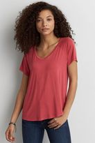 American Eagle Outfitters AE Soft & Sexy V-Neck Favorite T-Shirt