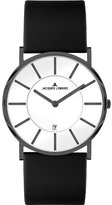 Jacques Lemans Men's 1-1620C York Classic Analog with Flat Caseversion Watch
