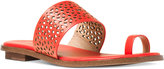 MICHAEL Michael Kors Sonya Toe-Ring Flat Sandals