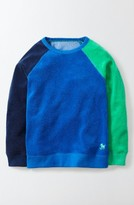 Toddler Boy's Mini Boden Towelling Sweatshirt