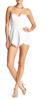 Lovers + Friends Monroe Romper