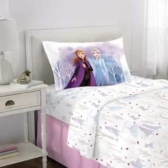 Disney Frozen Frozen 2 Sheet Set, Kids Bedding, 3-Piece Twin Size