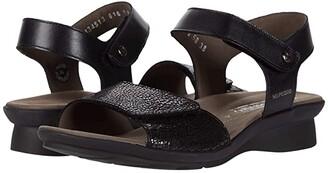 Mephisto Pattie (Dark Taupe Comporta/Lumio) Women's Shoes