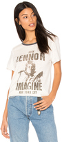 Junk Food Clothing John Lennon Imagine Tee