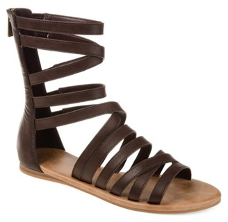 Journee Collection Donna Gladiator Sandal