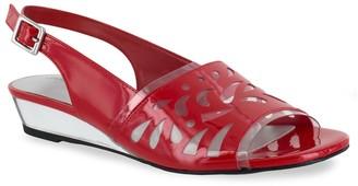 Easy Street Shoes Celebrate Women's Slingback Sandals