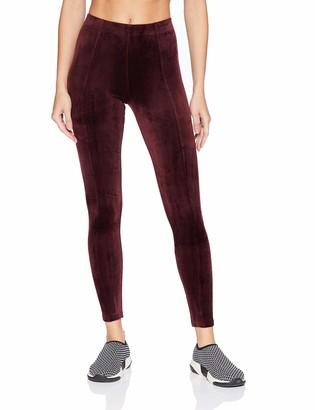Andrew Marc Women's Plus Pull On Velvet Legging (Regular & Plus Sizes)