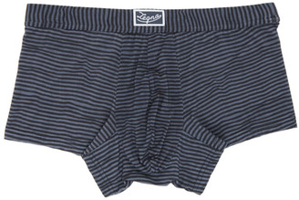 Ermenegildo Zegna Blue Striped Boxers