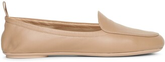 Gianvito Rossi Praline soft leather flats