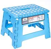 Acko 11 Inches Non Slip Folding Step Stool for Kids and Adults with Handle, Holds up to 250 LBS