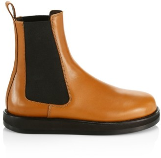 The Row Gaia Leather Boots