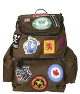 DSQUARED2 Hiro Patch Backpack