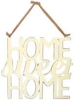 Mud Pie Home Sweet Home Sign