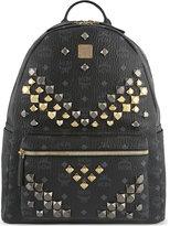 Mcm Stark Medium Backpack