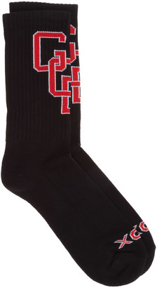 GCDS College Low Socks