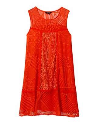 Desigual Women's Vest_Keira Dress,Medium