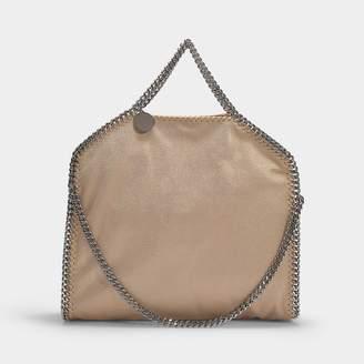 Stella McCartney 3 Chains Falabella Tote In Clotted Cream Eco Leather