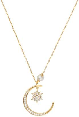 Kate Spade Stargaze Goldplated Pendant Necklace