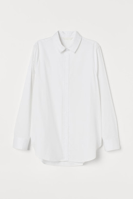 H&M MAMA Cotton nursing shirt
